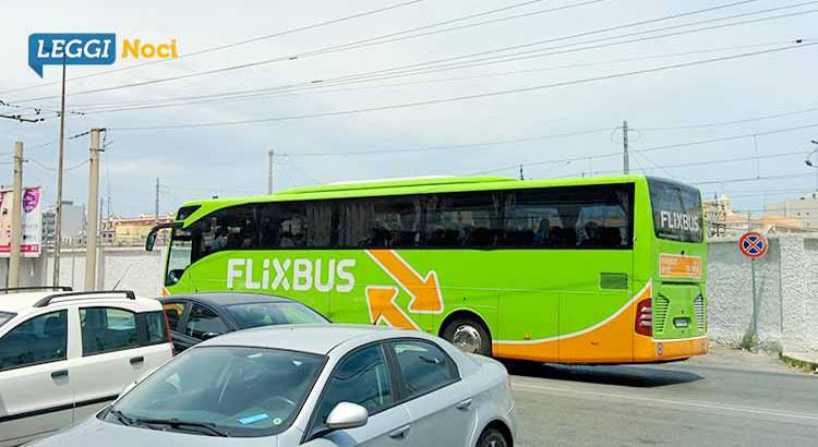FlixBus continua a investire nel Barese: gli autobus verdi esordiscono a Putignano e Locorotondo