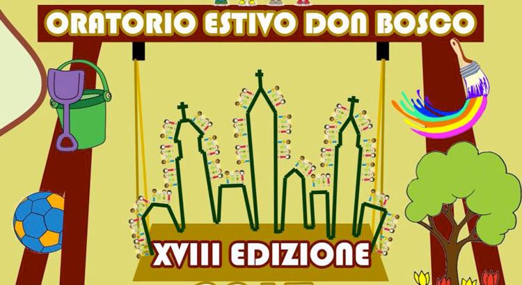 Oratorio Estivo Don Bosco, iscrizioni al via