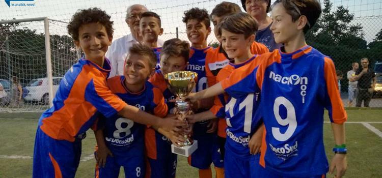 Don Ciccio Lenti: competizione e divertimento al trofeo junior