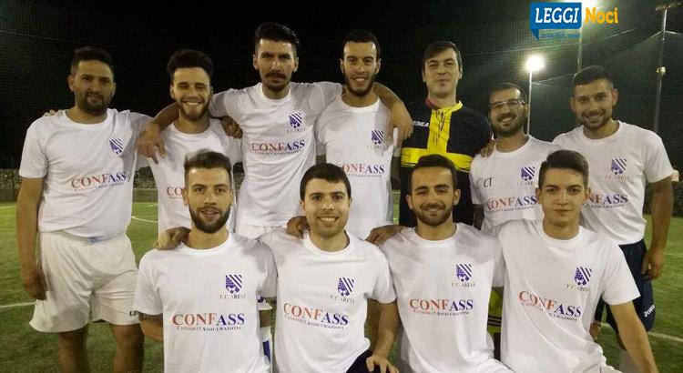 Fanta Cup 2017: F.C. Arevà