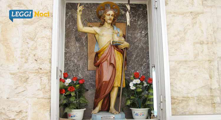San Giovanni Battista: il 30 giugno la festa popolare