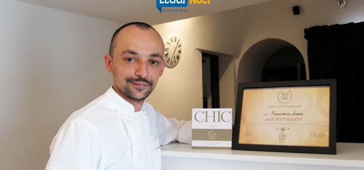 Gastronomia: Laera tra i 100 best chef italiani