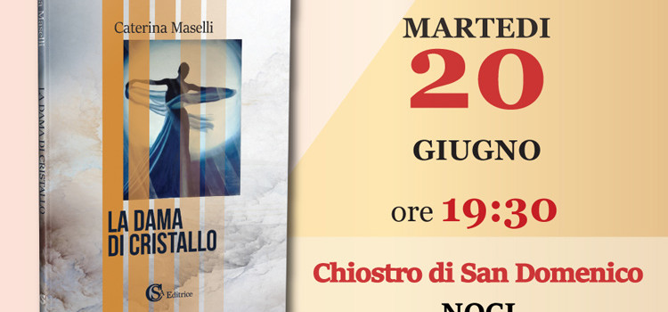 """Maselli a Noci presenta """"La dama di cristallo"""""""