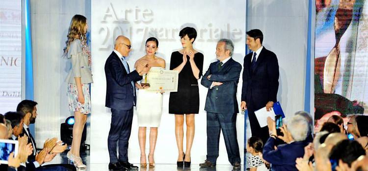 Manichino d'Oro: Dalila Palumbo dalla Puglia a Taiwan passando per Roma