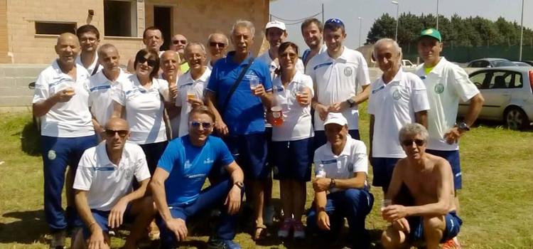 Montedoro: primo posto a Carosino