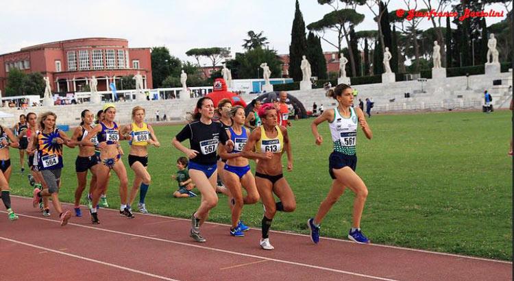 Silvia Tonti a Roma
