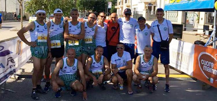 """Montedoro: runners nocesi protagonisi al trofeo """"Il Ciolo"""""""