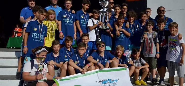 """L'Asd Noci Azzurri 2006 vince il """"Torneo Nazionale del Mar Jonio"""""""
