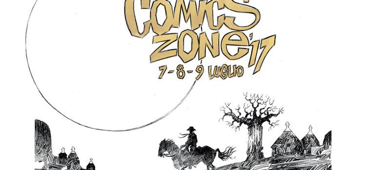 Tex, cosplay e mostre, presentato il programma del Comics Zone 2017