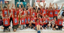 Otrè Team Acque Libere, ottimi risultati all'Oceanman 2017