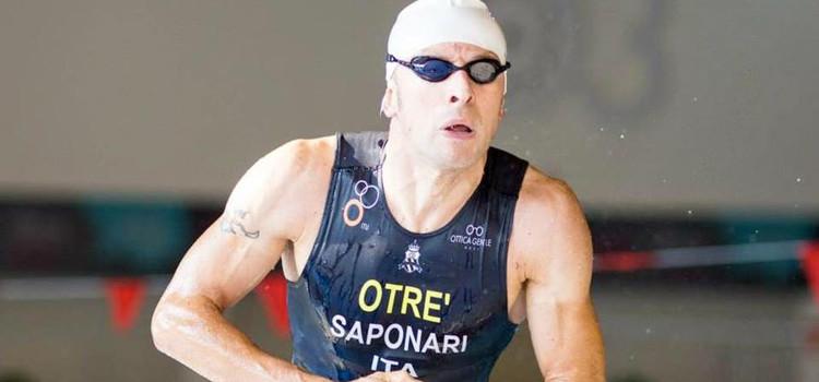 Il triathlon piange Saponari