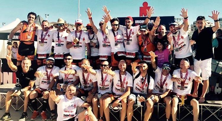 Triathlon: gli Ironman nocesi a Pescara e Helsinore