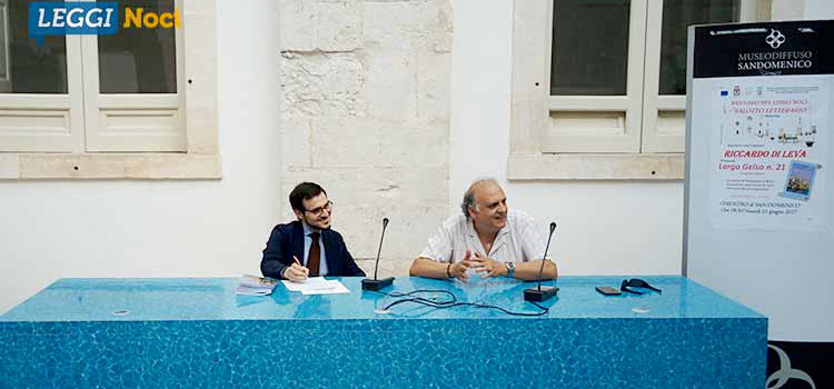 Largo Gelso n. 21: Riccardo Di Leva racconta una Polignano diversa