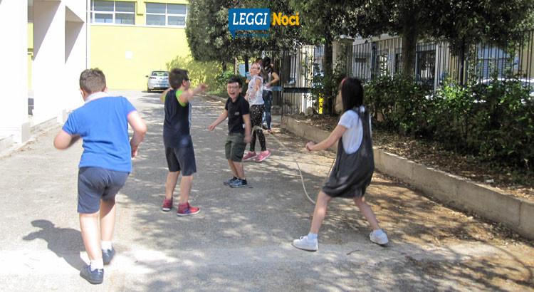 I giochi della tradizione, imparare la storia socializzando