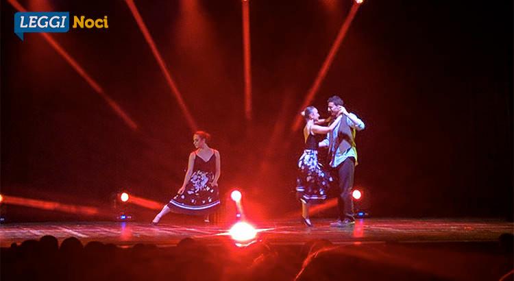 """""""Come un Bohémien"""": il saggio finale dell'ASD Studio Danza"""