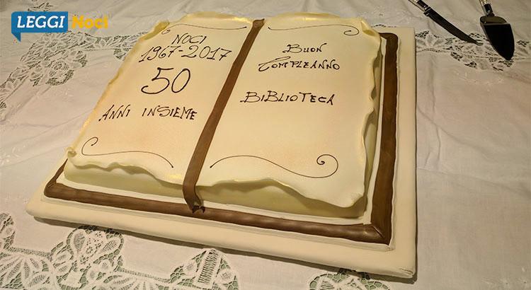 Buon Compleanno Biblioteca 50 Anni Al Servizio Della Comunità