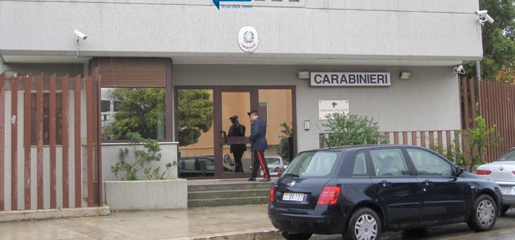 Putignano: sorpresi a rubare furgone, arrestati due giovani castellanesi