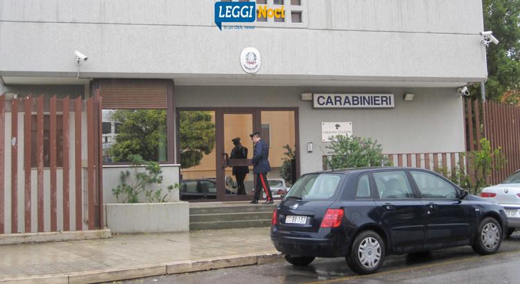 Si allontana da casa, ritrovata dai Carabinieri