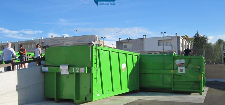 Ampliato il Centro Comunale di Raccolta dei rifiuti