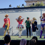 Noci Comics Zone 2017: cosplay