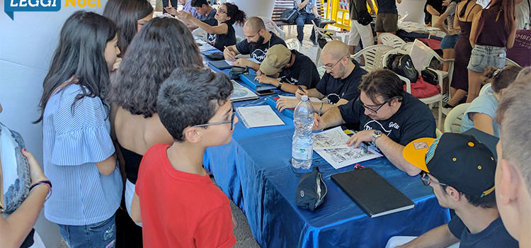 Noci Comics Zone 2017: quinta edizione ricca di novità e grandi ospiti