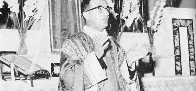 Il ricordo di don Anastasio Amatulli a 50 anni dalla sua scomparsa