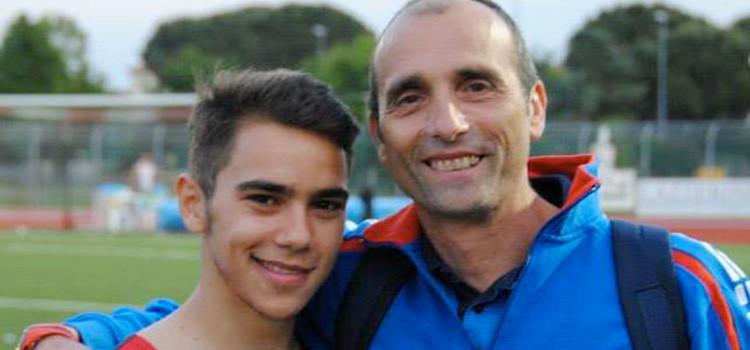 Europei U23: Luca Antonio Cassano 7° posto sui 100m
