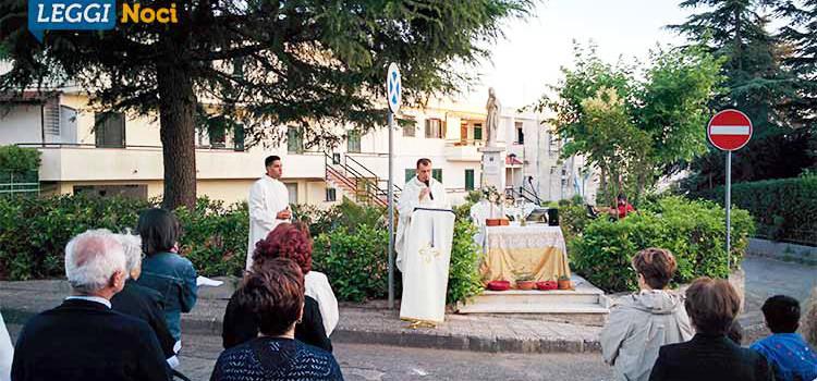Noci celebra la Madonna delle Grazie