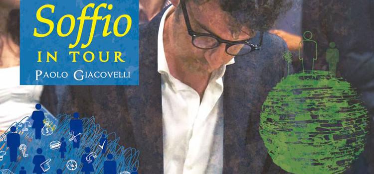 """Soffio"", Giacovelli ospite dei Presidi del Libro"