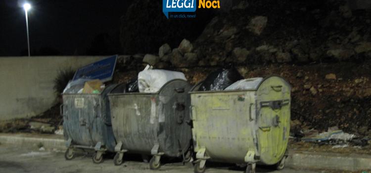 Conferimento notturno dei rifiuti