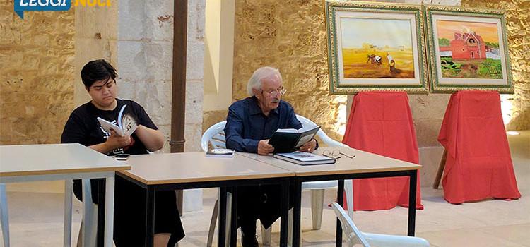 """Scipione Laera presenta il suo """"Dizionario del Dialetto Nocese"""""""