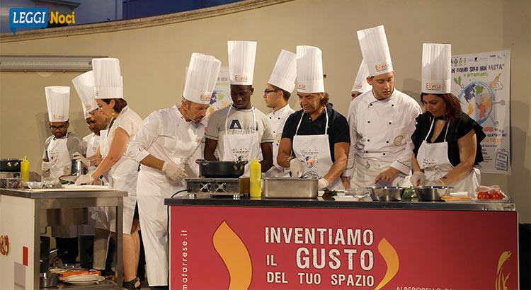 un giorno solo non basta?: una gara di cucina interculturale per ... - Gara Di Cucina
