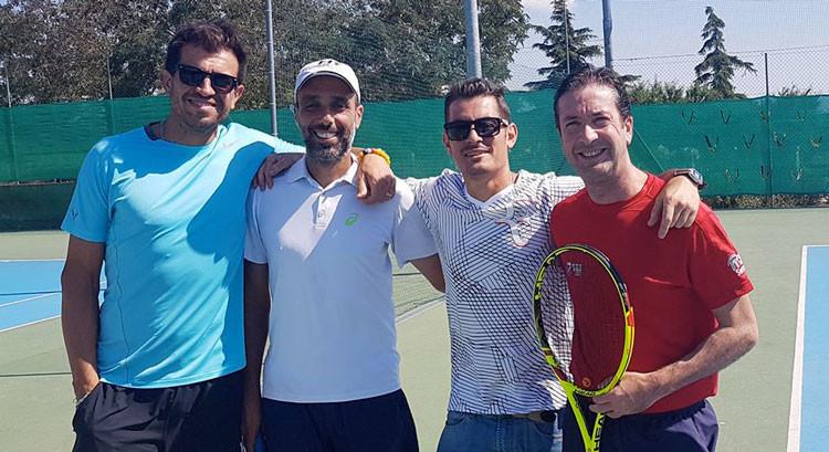 Tennis Club Noci: salto in D1, la serie C può attendere