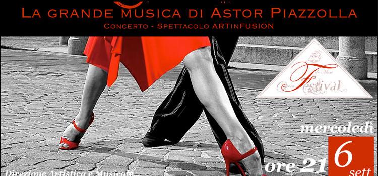 Astor Tango, la musica di Piazzolla in Piazza Plebiscito