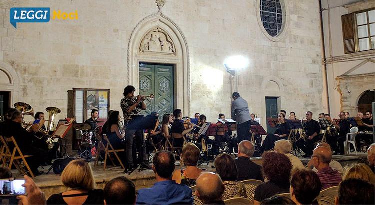 Andrea Giuffredi e la banda cittadina S. Cecilia-G. Sgobba
