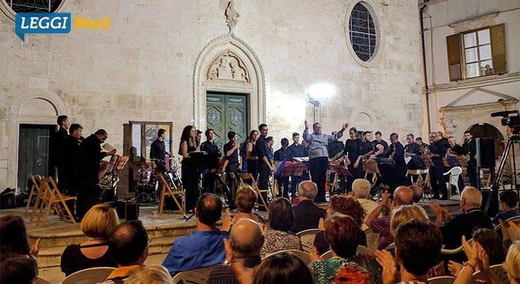 """Noci celebra i 60 anni della banda cittadina """"S. Cecilia – G. Sgobba"""""""