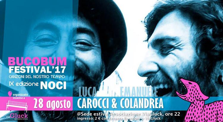 Carocci&Colandrea per l'ultimo appuntamento del BBF 2017