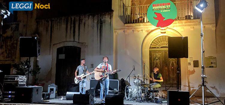 EDDA e Non Giovanni in concerto per il BucoBum Festival 2017