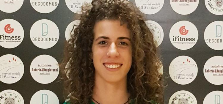 Parte la stagione di volley: alla Deco Domus arriva Giannini