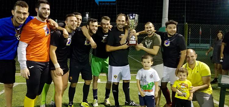 La Longobarda si aggiudica la 2^ edizione del Dribbling Fanta Cup