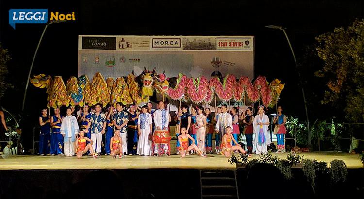 Colori e tradizioni per il XXX Festival Internazionale del Folklore