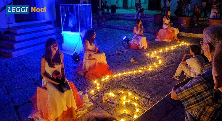 """""""Ombre nei vicoli"""": percorso itinerante per sensibilizzare alla violenza di genere"""