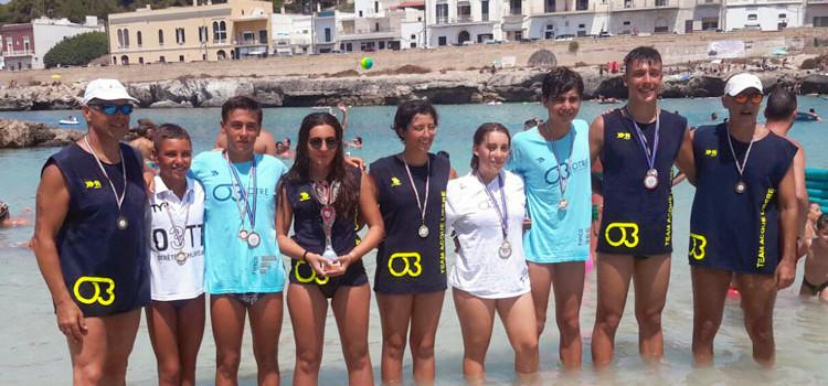 Alla Otrè il Campionato Interregionale di nuoto di fondo in acque libere