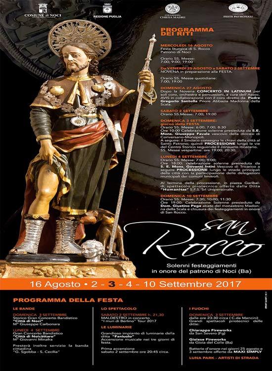 san-rocco-2017-programma