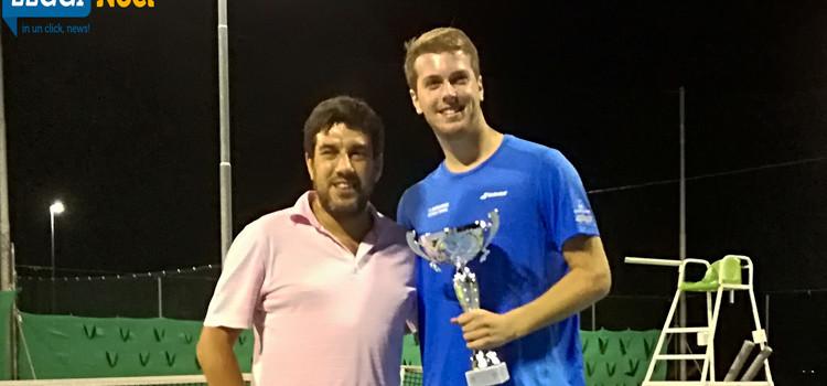 TC Noci: al 3° Torneo di Tennis vince Sforza