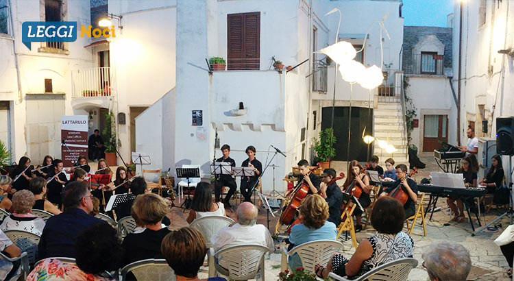 """L'OrchExtra Giovanile, Ceddia e Cafè Klez: il tocco musicale del festival """"Tra i vicoli della mente"""""""
