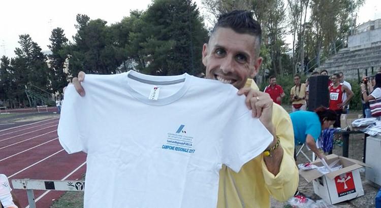 Montedoro: Milella campione regionale 1500mt su pista