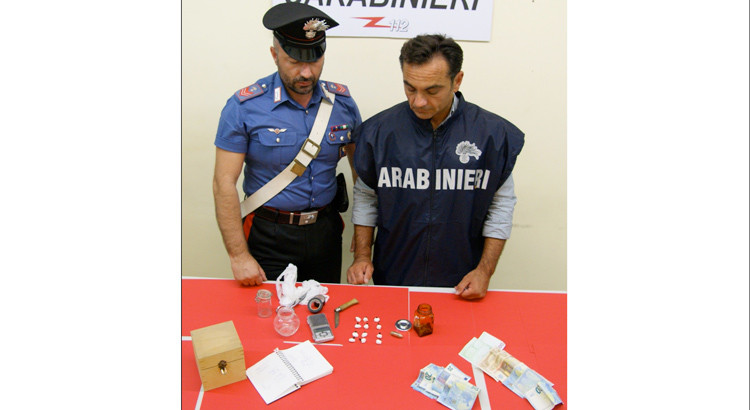 Centrale dello spaccio scoperto a Monopoli, un arresto e due denunce