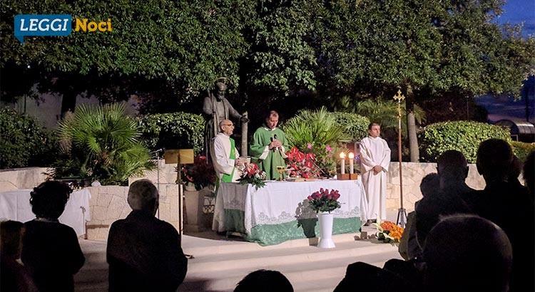 Noci omaggia San Pio da Pietralcina a 49anni dalla scomparsa