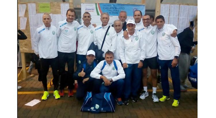 Montedoro settima al campionato italiano di 10km